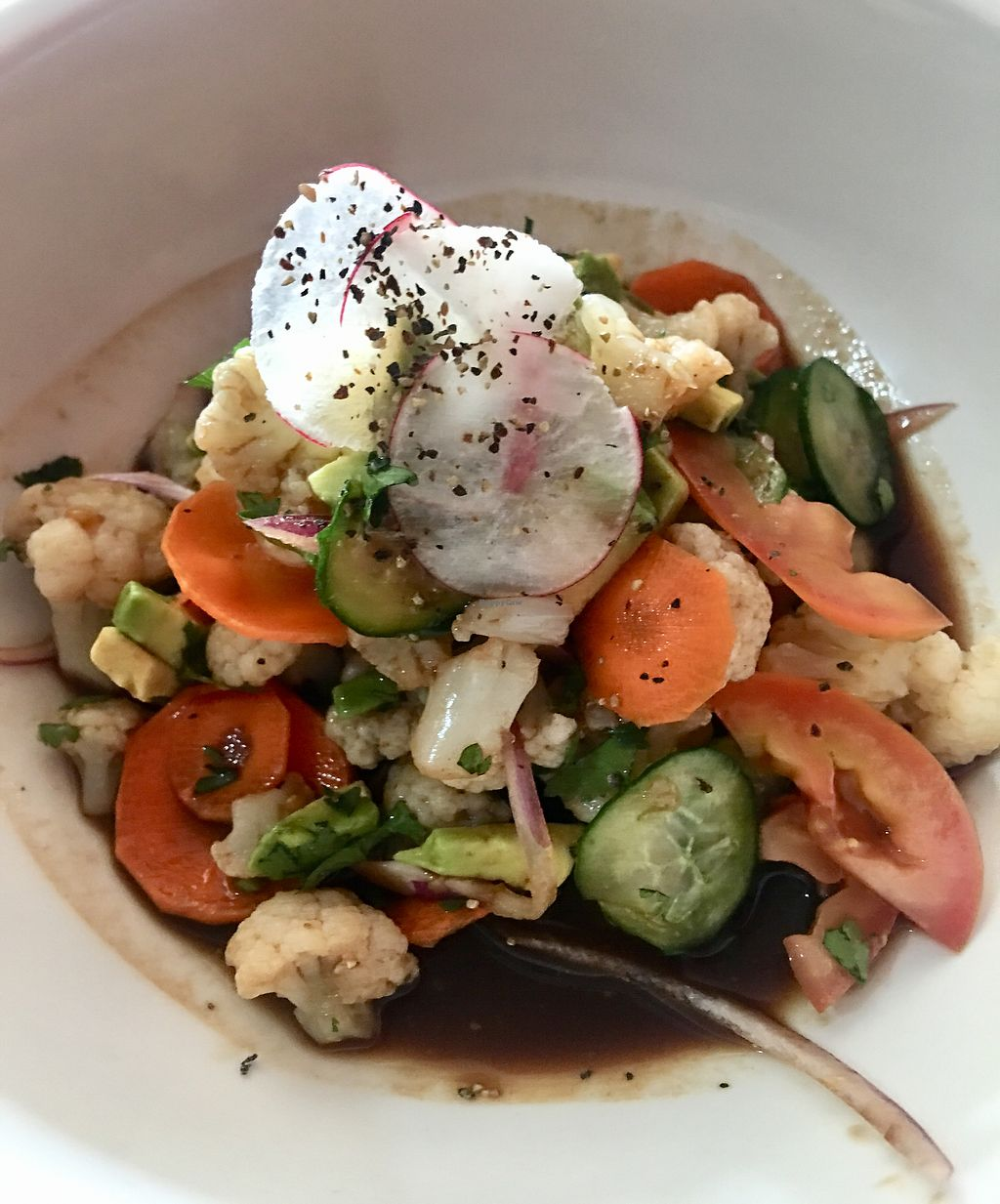 """Photo of Inspiracion 9  by <a href=""""/members/profile/ChereseTarter"""">ChereseTarter</a> <br/>Vegan ceviche  <br/> April 1, 2018  - <a href='/contact/abuse/image/89812/379200'>Report</a>"""