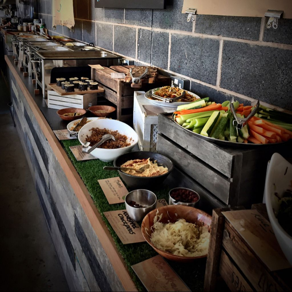 """Photo of Natural Healthy Foods Eatery  by <a href=""""/members/profile/VeganStewardess"""">VeganStewardess</a> <br/>vegan paradise  <br/> April 30, 2017  - <a href='/contact/abuse/image/89849/254014'>Report</a>"""