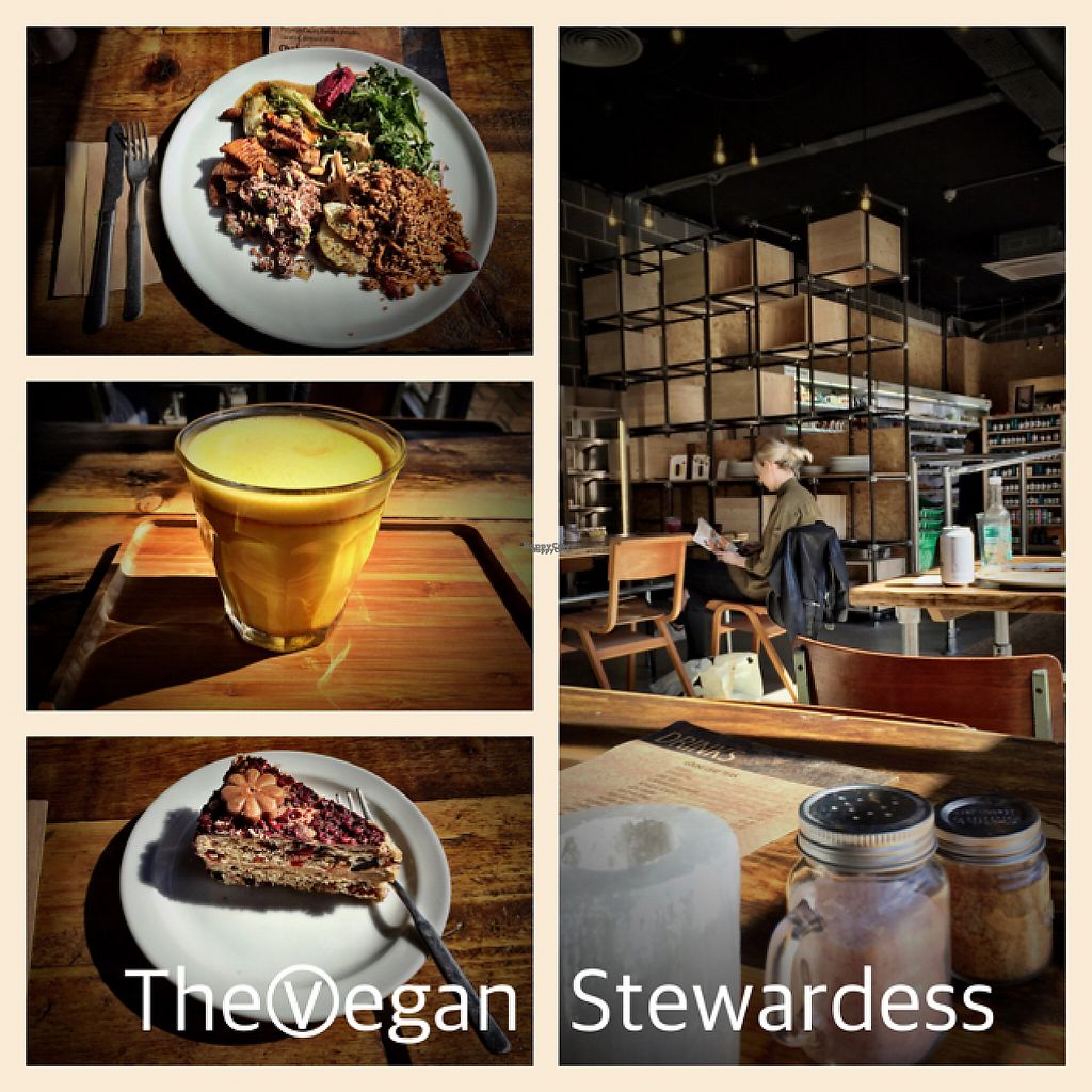 """Photo of Natural Healthy Foods Eatery  by <a href=""""/members/profile/VeganStewardess"""">VeganStewardess</a> <br/>My Vegan Paradise in Birmingham  <br/> April 30, 2017  - <a href='/contact/abuse/image/89849/254015'>Report</a>"""