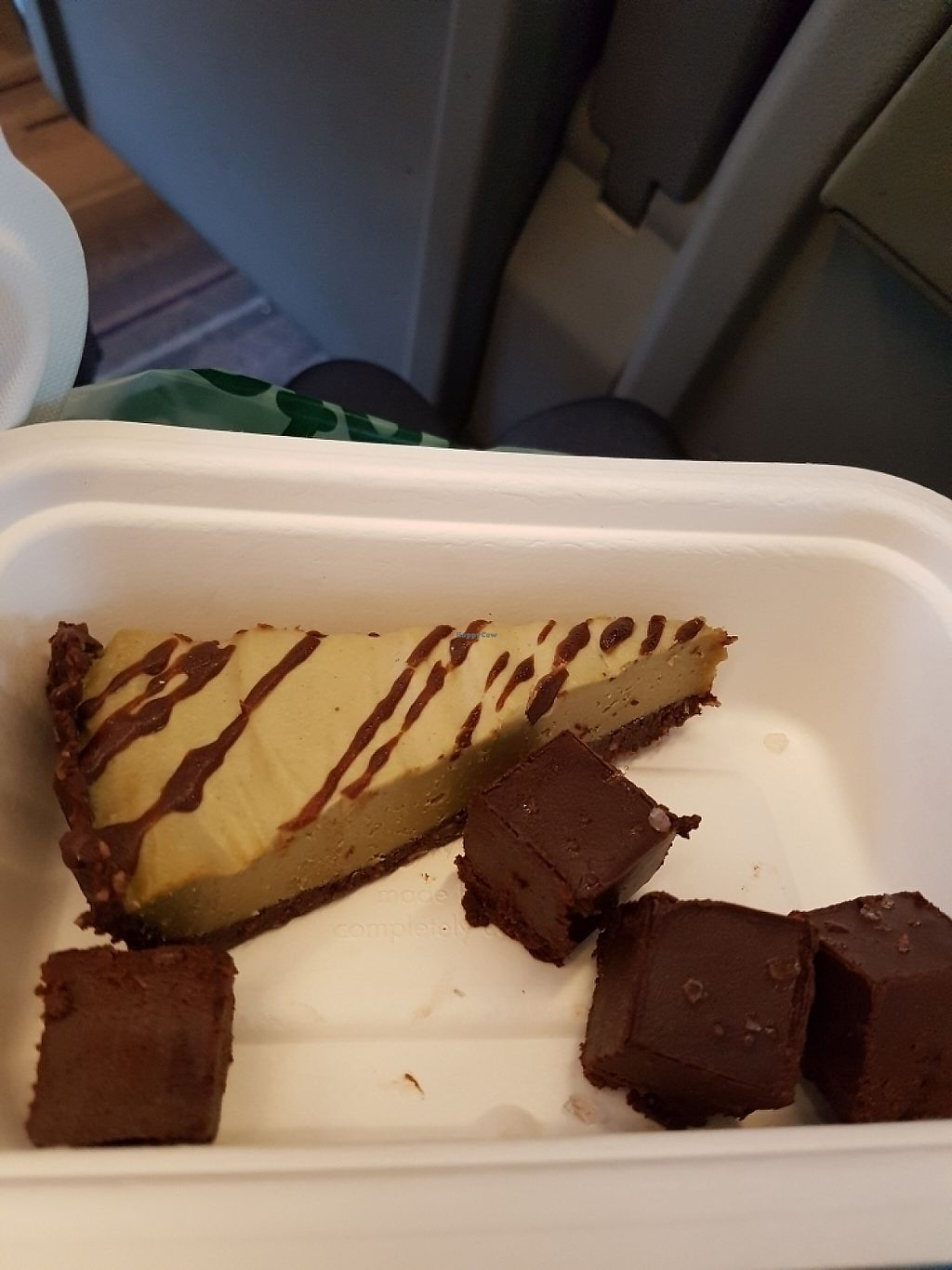 """Photo of Natural Healthy Foods Eatery  by <a href=""""/members/profile/MelanieStJohn"""">MelanieStJohn</a> <br/>salted caramel fudge; key lime pie <br/> June 4, 2017  - <a href='/contact/abuse/image/89849/265707'>Report</a>"""
