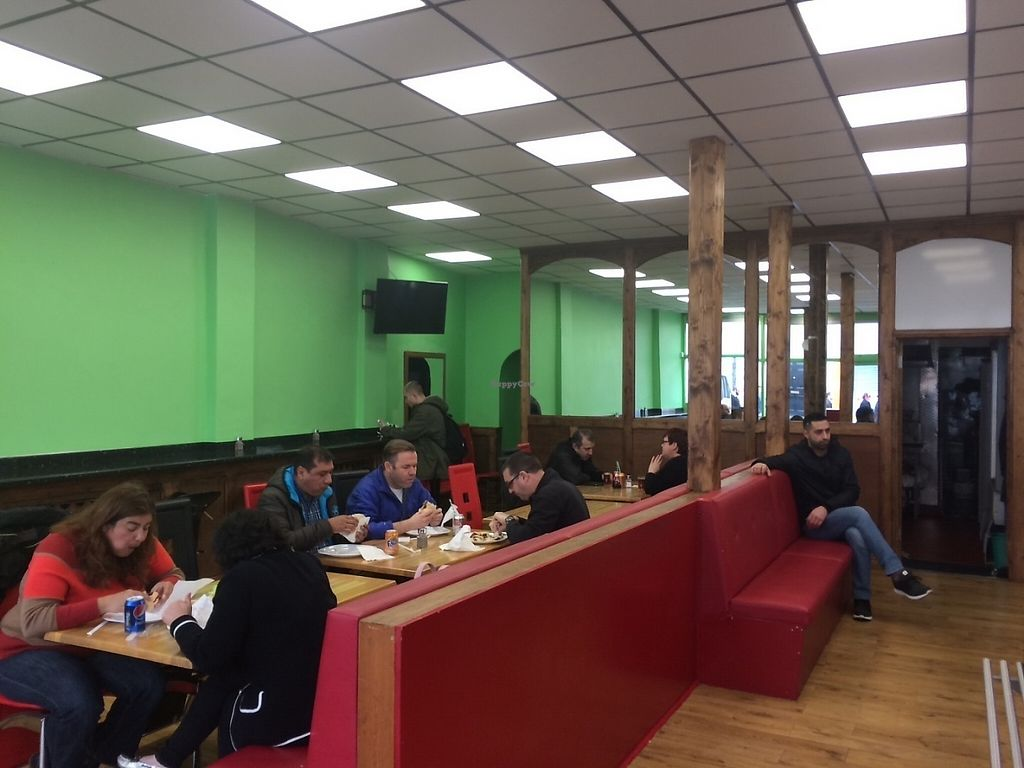 """Photo of Falafel King  by <a href=""""/members/profile/Smokey21"""">Smokey21</a> <br/>30 seat available everyone welcome  <br/> May 7, 2017  - <a href='/contact/abuse/image/89880/256716'>Report</a>"""