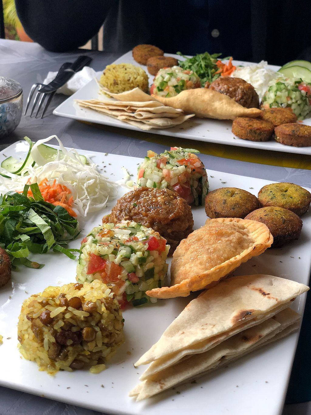 """Photo of Topoly  by <a href=""""/members/profile/Curl-it"""">Curl-it</a> <br/>Great vegan plate  <br/> January 6, 2018  - <a href='/contact/abuse/image/89916/343642'>Report</a>"""