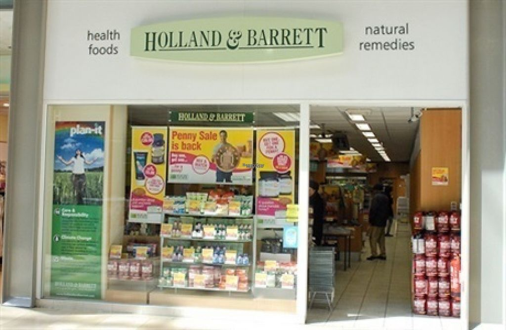 """Photo of Holland and Barrett  by <a href=""""/members/profile/community5"""">community5</a> <br/>Holland and Barrett <br/> April 5, 2017  - <a href='/contact/abuse/image/89919/245084'>Report</a>"""