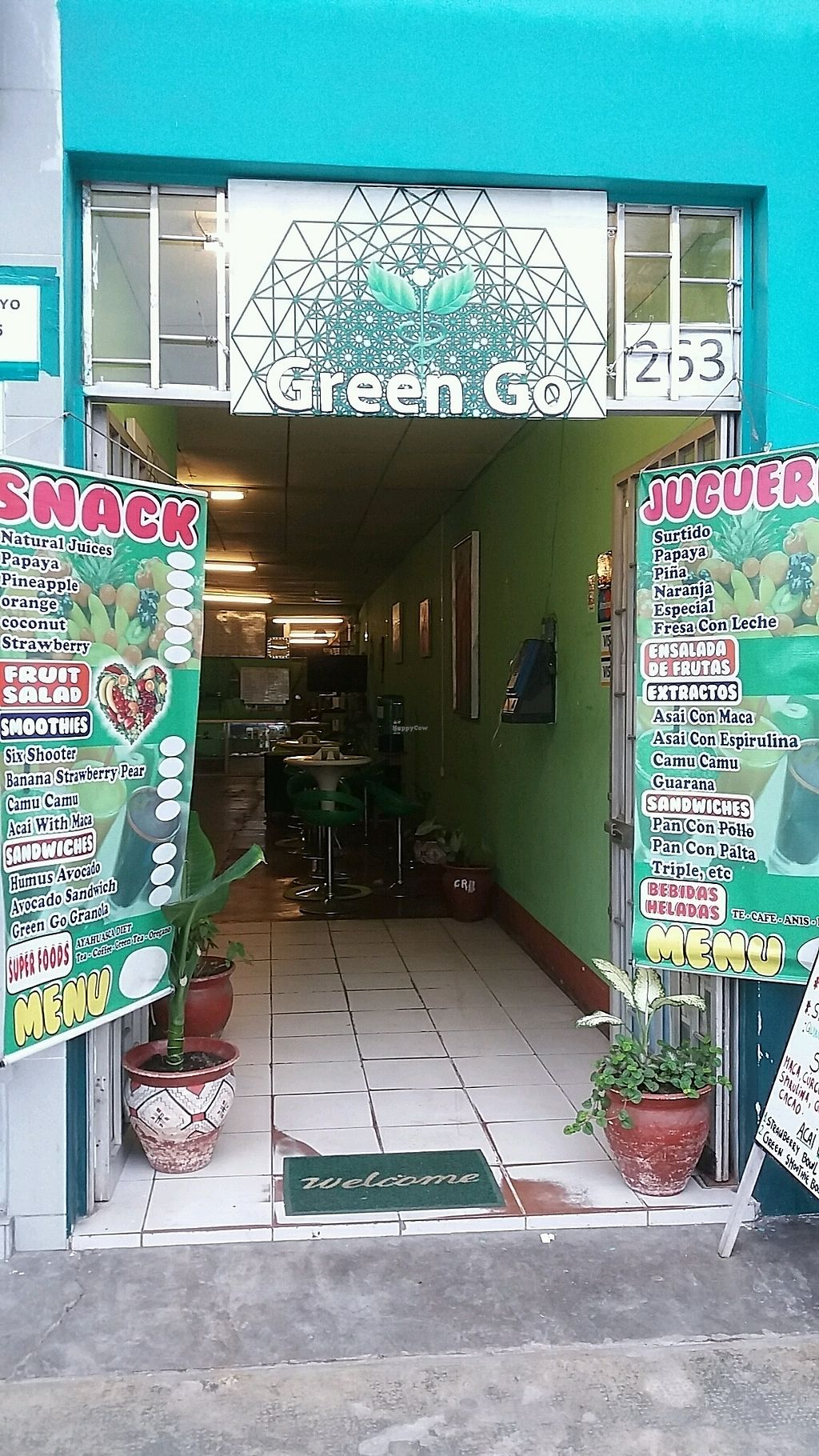 """Photo of Green Go  by <a href=""""/members/profile/CiroManuelMor%C3%B3nP%C3%A9r"""">CiroManuelMorónPér</a> <br/>Healthy Store <br/> February 5, 2018  - <a href='/contact/abuse/image/89922/355352'>Report</a>"""