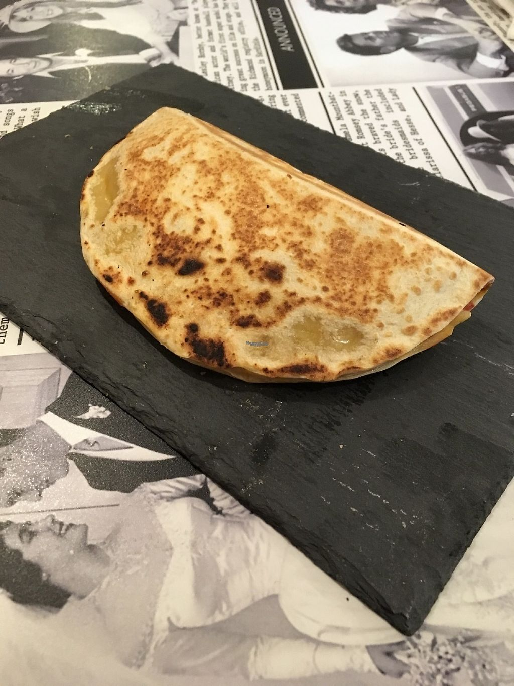 "Photo of Piadina Genuina - Pop-Up  by <a href=""/members/profile/LibbyCoveney"">LibbyCoveney</a> <br/>Calzone just off the grill <br/> April 10, 2017  - <a href='/contact/abuse/image/89932/246636'>Report</a>"
