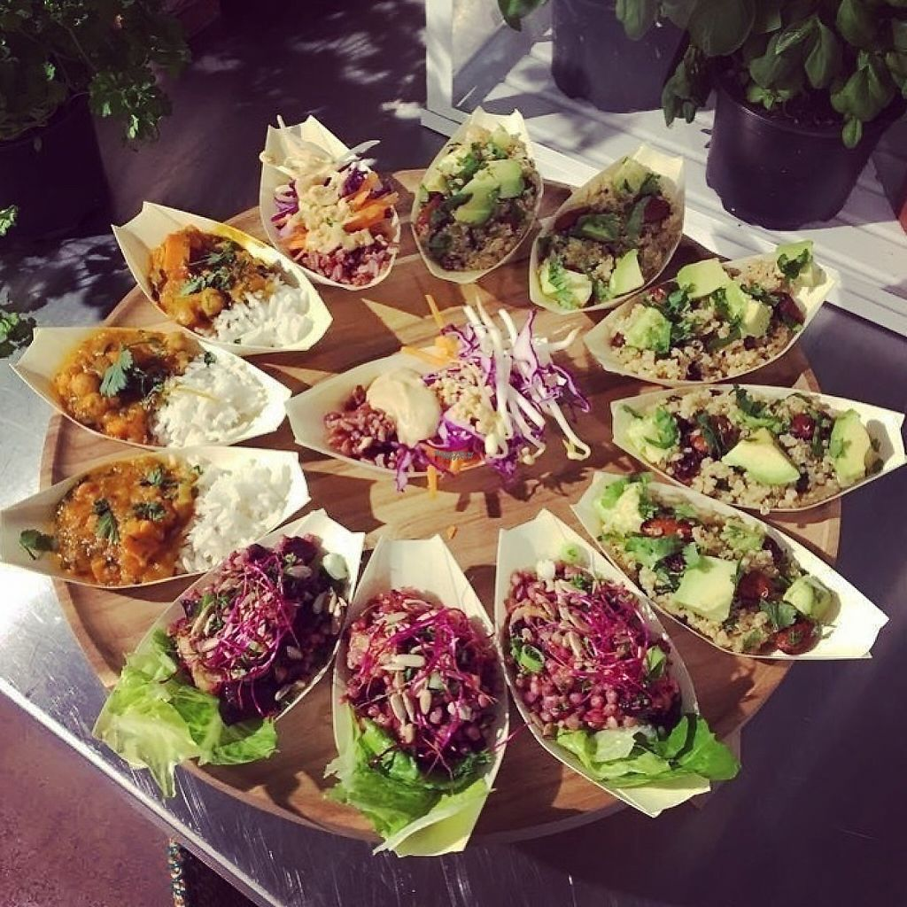 """Photo of Eatonomy  by <a href=""""/members/profile/BaPo"""">BaPo</a> <br/>Vegan salads <br/> April 8, 2017  - <a href='/contact/abuse/image/89945/245867'>Report</a>"""