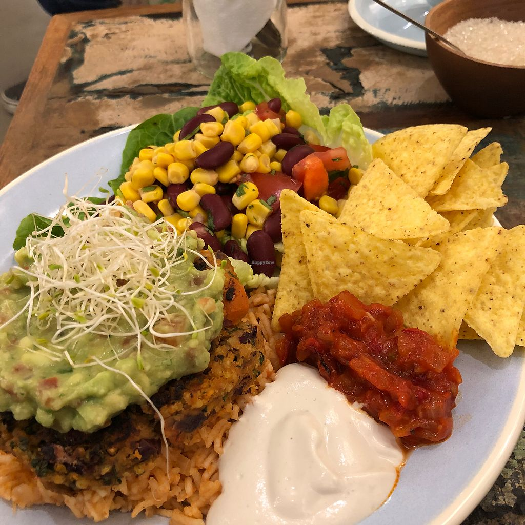 """Photo of Eatonomy  by <a href=""""/members/profile/ARo5"""">ARo5</a> <br/>Mexican plate - delicious! <br/> October 26, 2017  - <a href='/contact/abuse/image/89945/319096'>Report</a>"""