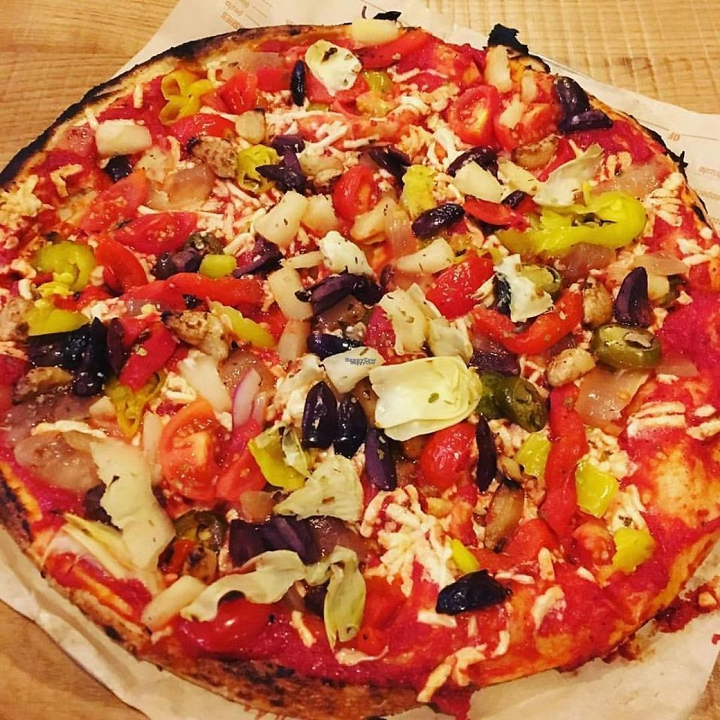 """Photo of Blaze Pizza  by <a href=""""/members/profile/shafess"""">shafess</a> <br/>Pizza! <br/> April 10, 2017  - <a href='/contact/abuse/image/89973/246790'>Report</a>"""