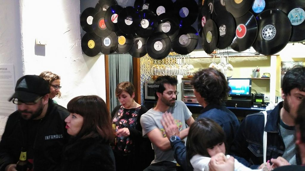 """Photo of Black Salad  by <a href=""""/members/profile/UnaiBBD"""">UnaiBBD</a> <br/>Best Vegan Atmosphere in Gasteiz <br/> April 9, 2017  - <a href='/contact/abuse/image/89976/246451'>Report</a>"""