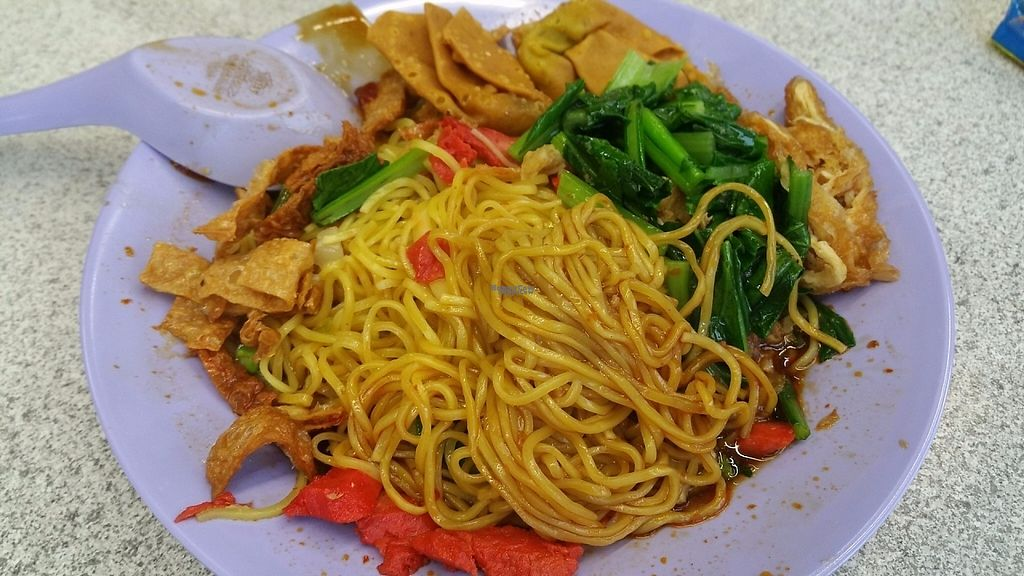 """Photo of Fu You Yuan  by <a href=""""/members/profile/JimmySeah"""">JimmySeah</a> <br/>wanton noodles <br/> April 20, 2017  - <a href='/contact/abuse/image/90006/250235'>Report</a>"""
