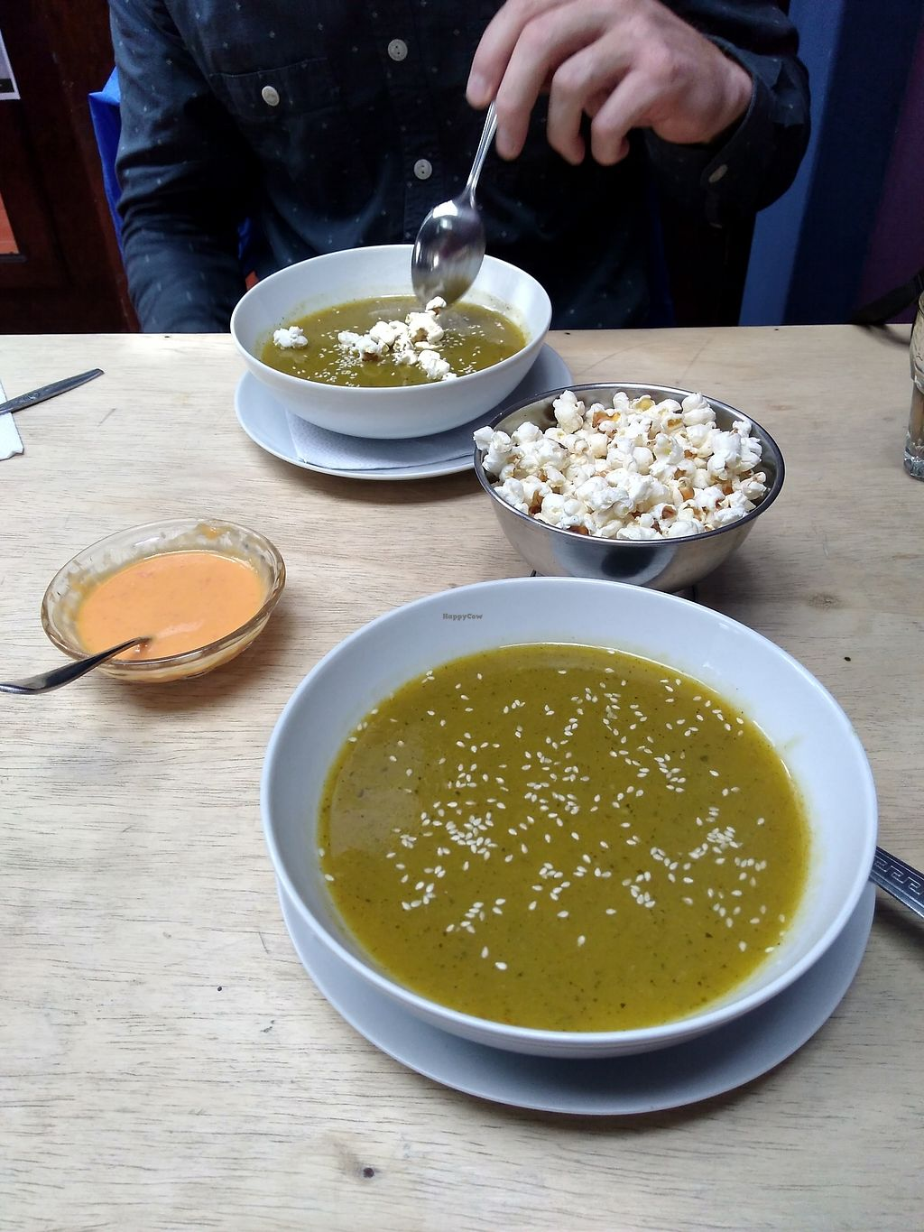 """Photo of Flora  by <a href=""""/members/profile/emzie1983"""">emzie1983</a> <br/>Courgette soup <br/> February 19, 2018  - <a href='/contact/abuse/image/90014/361449'>Report</a>"""
