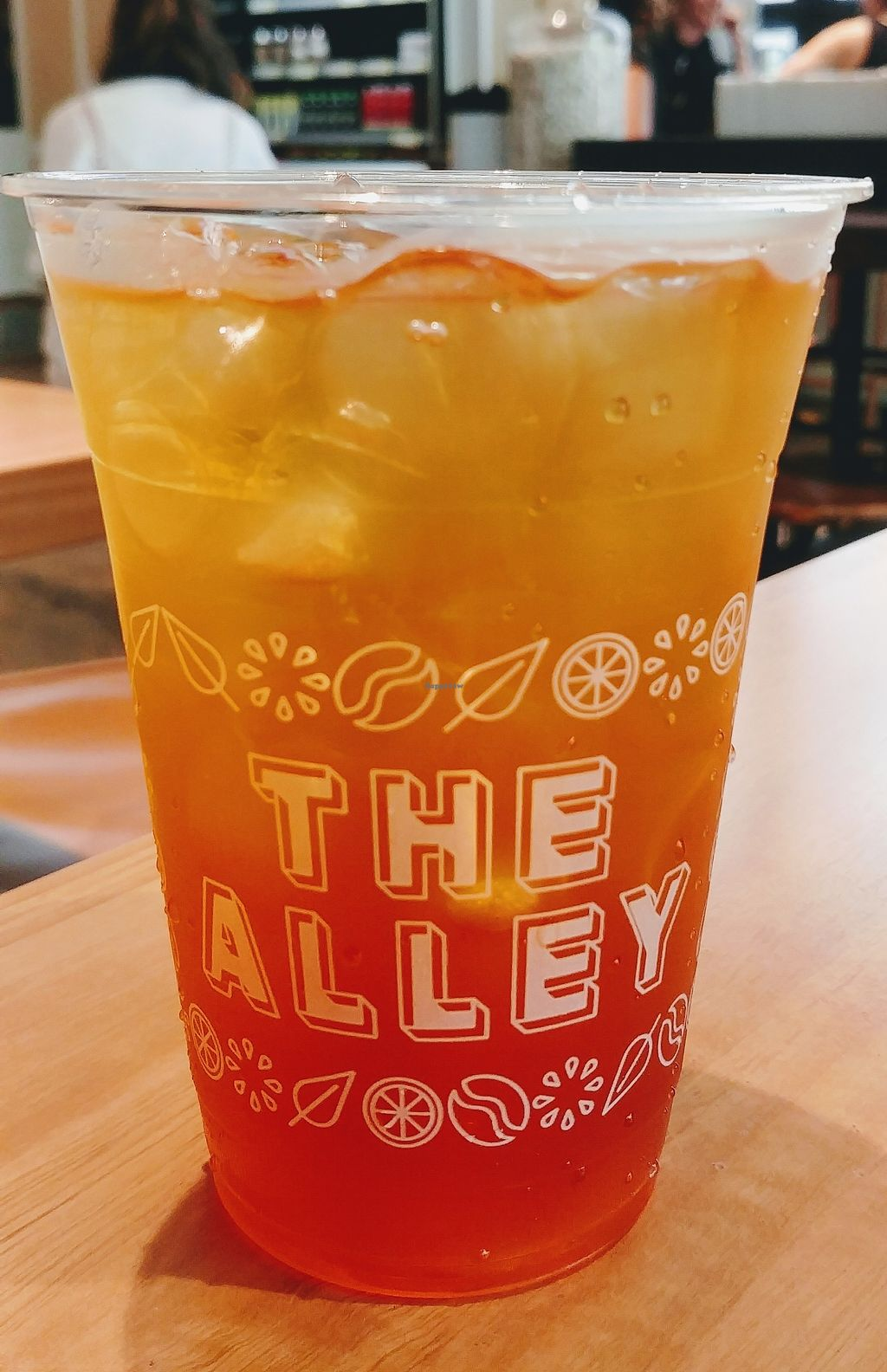 "Photo of The Alley  by <a href=""/members/profile/karlaess"">karlaess</a> <br/>Iced tea <br/> January 24, 2018  - <a href='/contact/abuse/image/90029/350449'>Report</a>"