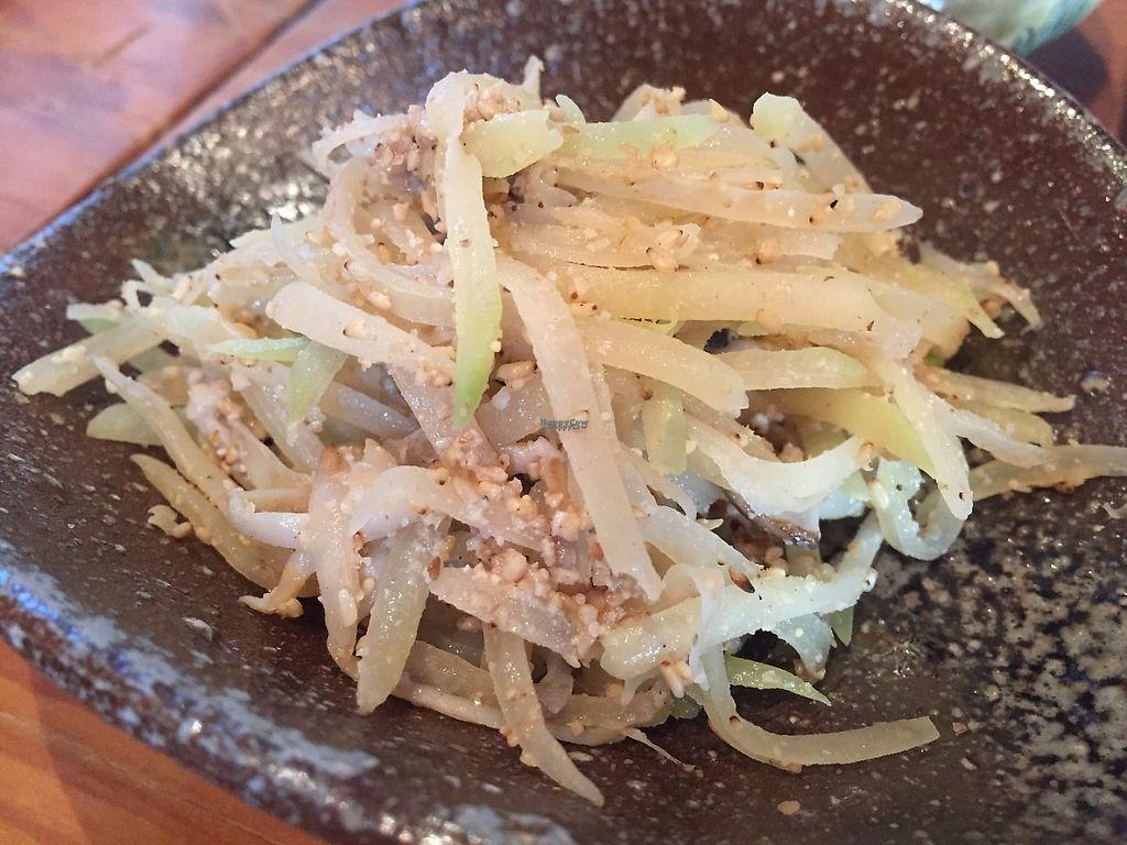 "Photo of Funakura no Sato  by <a href=""/members/profile/SamanthaIngridHo"">SamanthaIngridHo</a> <br/>Green papaya salad <br/> April 10, 2017  - <a href='/contact/abuse/image/90040/246763'>Report</a>"