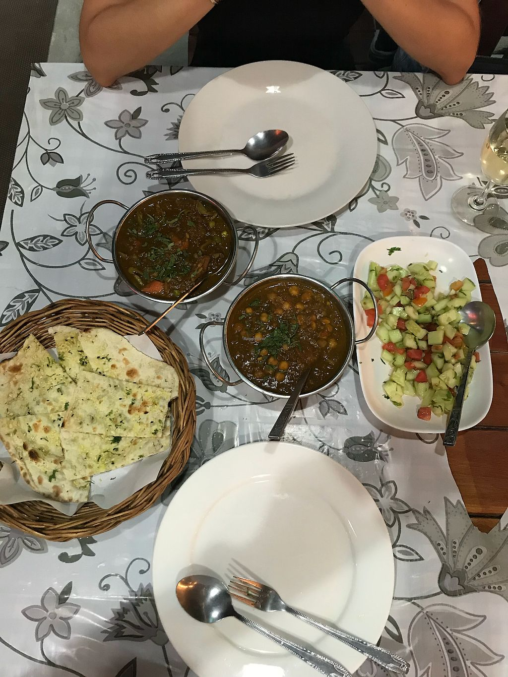 """Photo of Taste of India  by <a href=""""/members/profile/VeraP.V."""">VeraP.V.</a> <br/>Great taste! <br/> January 2, 2018  - <a href='/contact/abuse/image/90087/342218'>Report</a>"""