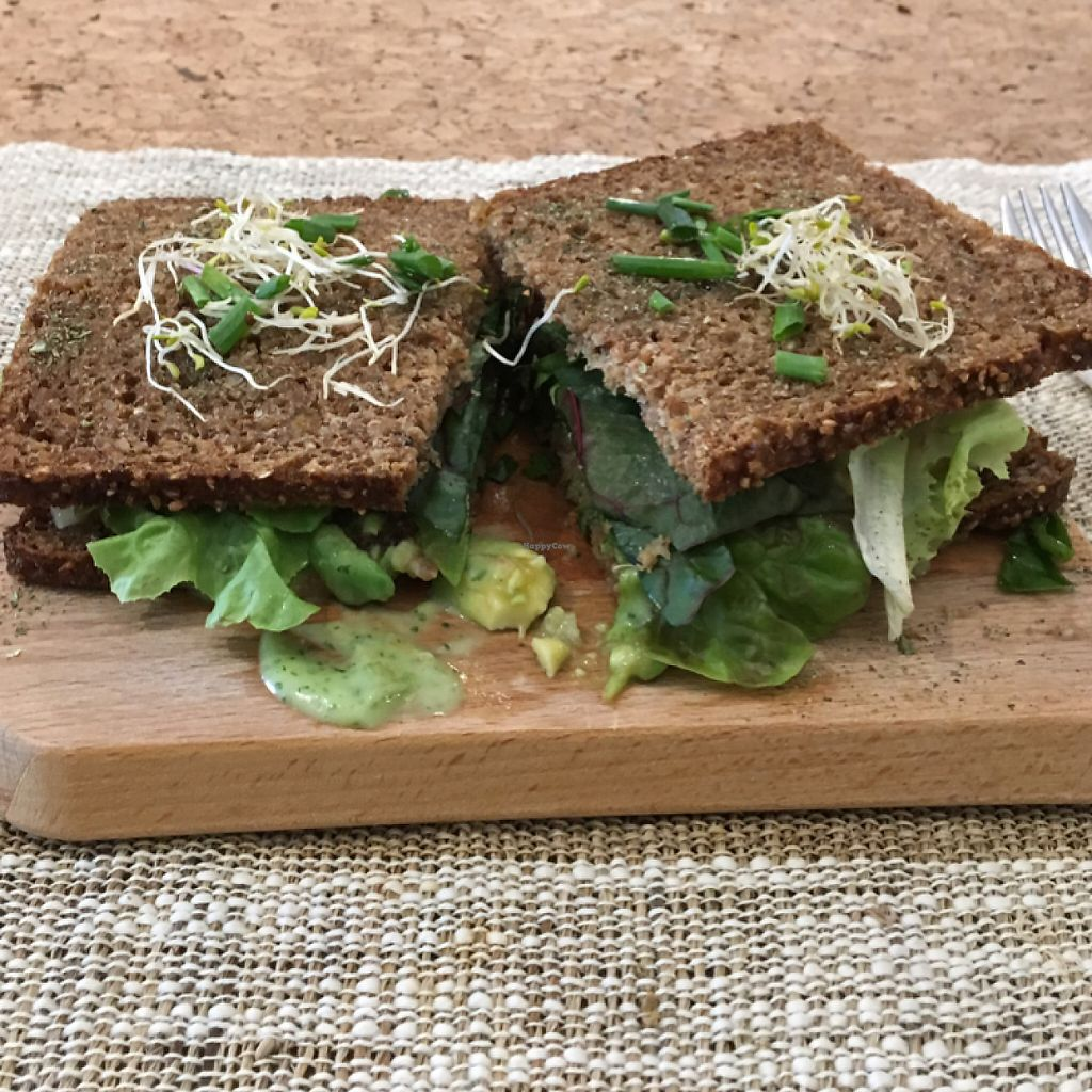 """Photo of Aloha Cafe  by <a href=""""/members/profile/ChrisP-Ham"""">ChrisP-Ham</a> <br/>Avocado Toast! So so good!!!??? <br/> May 20, 2017  - <a href='/contact/abuse/image/90124/260620'>Report</a>"""