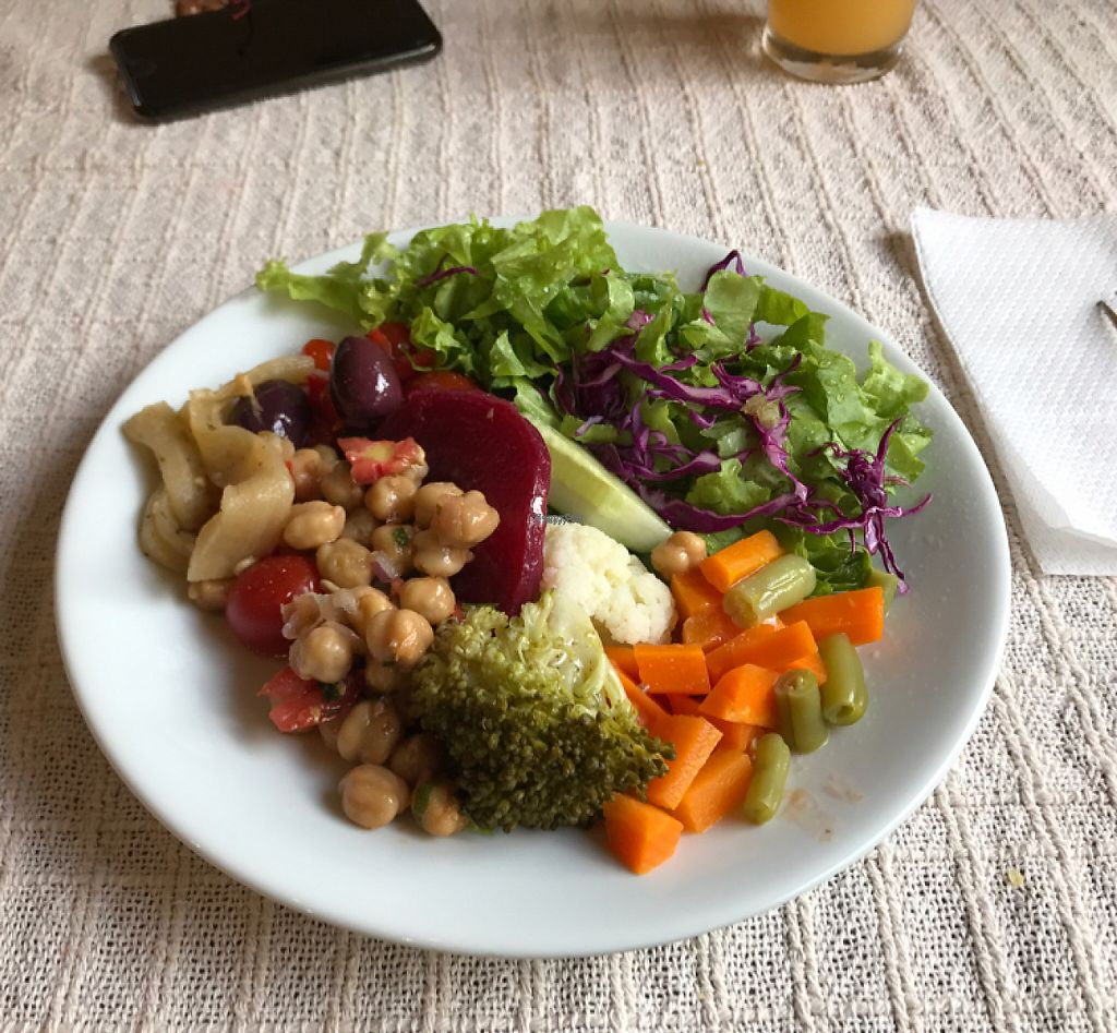 """Photo of Rancho dos Gnomos  by <a href=""""/members/profile/Paolla"""">Paolla</a> <br/>More vegan food <br/> April 17, 2017  - <a href='/contact/abuse/image/90131/249194'>Report</a>"""