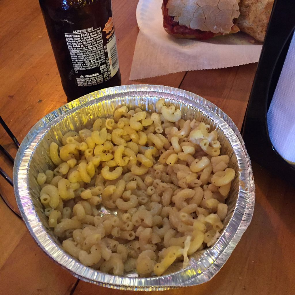 "Photo of Little Nook Cafe  by <a href=""/members/profile/Chauncy"">Chauncy</a> <br/>Cashew mac and cheese <br/> April 10, 2017  - <a href='/contact/abuse/image/90133/246659'>Report</a>"
