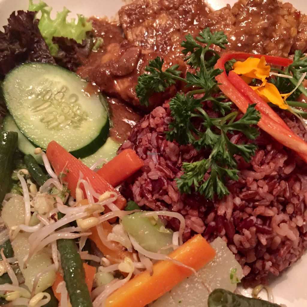 """Photo of Nook  by <a href=""""/members/profile/Eefie"""">Eefie</a> <br/>Our favourite: tempeh rendang <br/> May 28, 2017  - <a href='/contact/abuse/image/90147/263421'>Report</a>"""