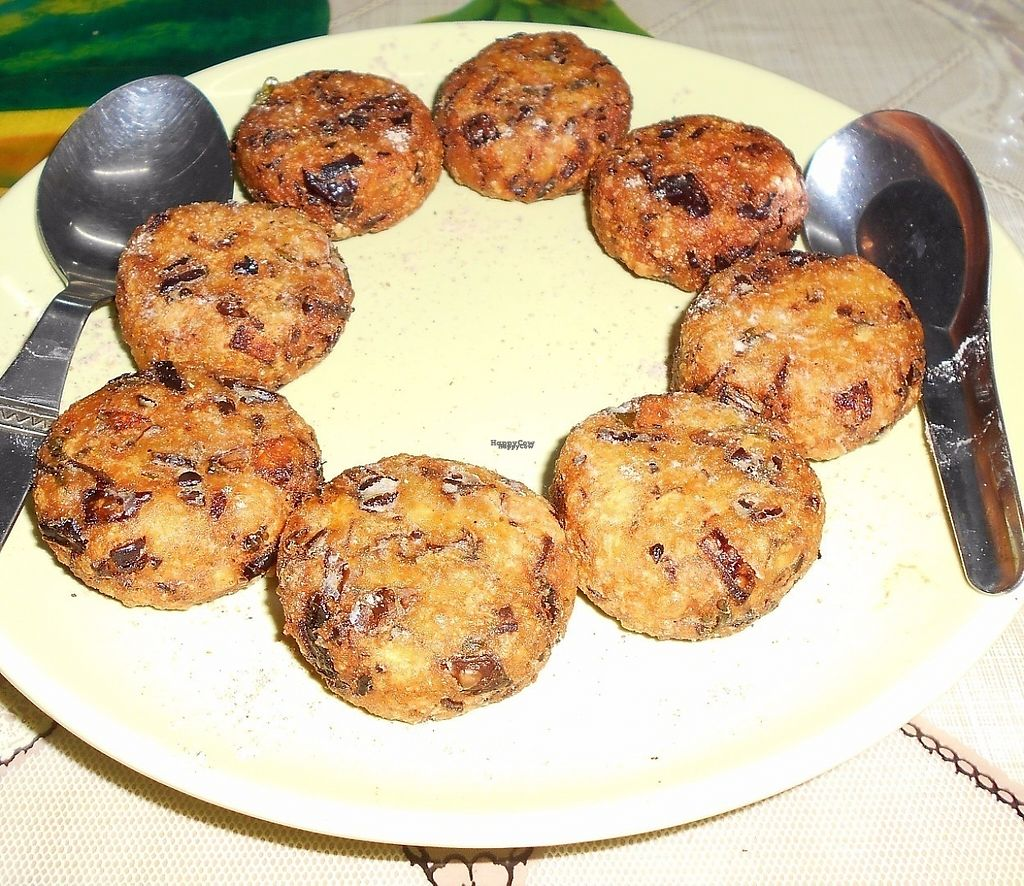 """Photo of Mirch Masala  by <a href=""""/members/profile/Kelly%20Kelly"""">Kelly Kelly</a> <br/>Aloo Tikki (8) 79b Excellent in fact best I have had to date <br/> April 24, 2017  - <a href='/contact/abuse/image/90185/252104'>Report</a>"""