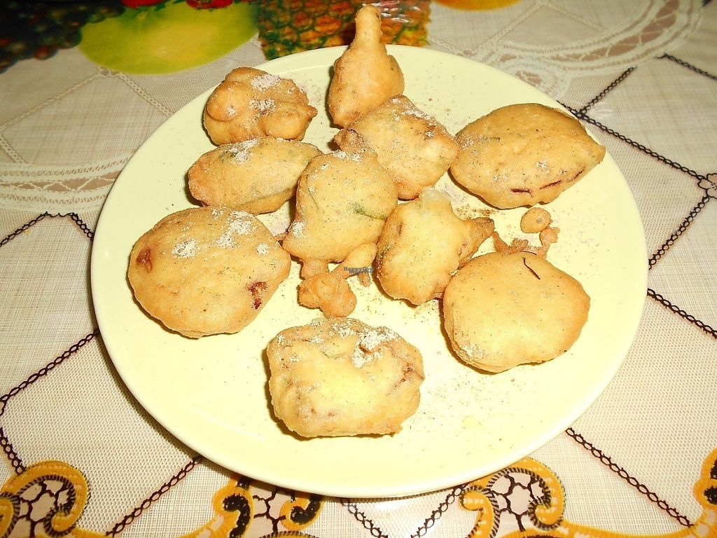 """Photo of Mirch Masala  by <a href=""""/members/profile/Kelly%20Kelly"""">Kelly Kelly</a> <br/>Mixed Veg Pakora <br/> April 24, 2017  - <a href='/contact/abuse/image/90185/252109'>Report</a>"""