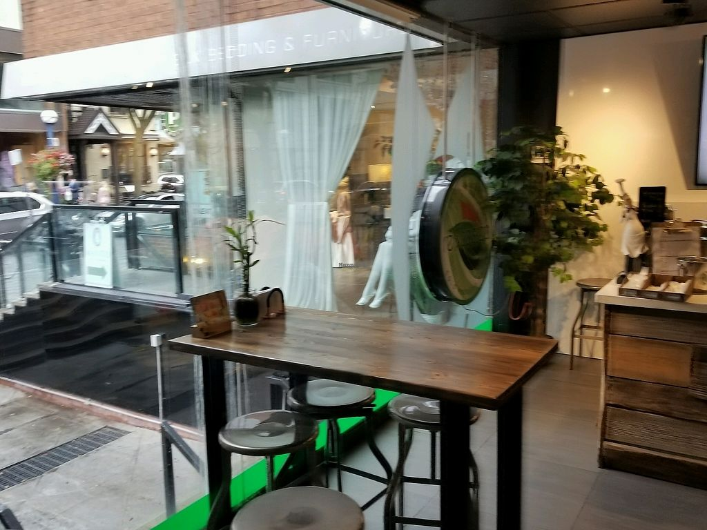 """Photo of Revitasize - Yorkville Ave  by <a href=""""/members/profile/kenvegan"""">kenvegan</a> <br/>inside <br/> September 7, 2017  - <a href='/contact/abuse/image/90192/301858'>Report</a>"""