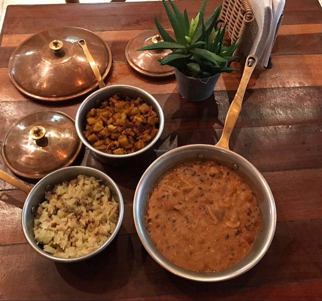 "Photo of Jaee  by <a href=""/members/profile/CristinaMendon%C3%A7a"">CristinaMendonça</a> <br/>Mushroom stroganoff with chickpeas, cauliflower rice and sweet potato <br/> May 1, 2017  - <a href='/contact/abuse/image/90204/254652'>Report</a>"