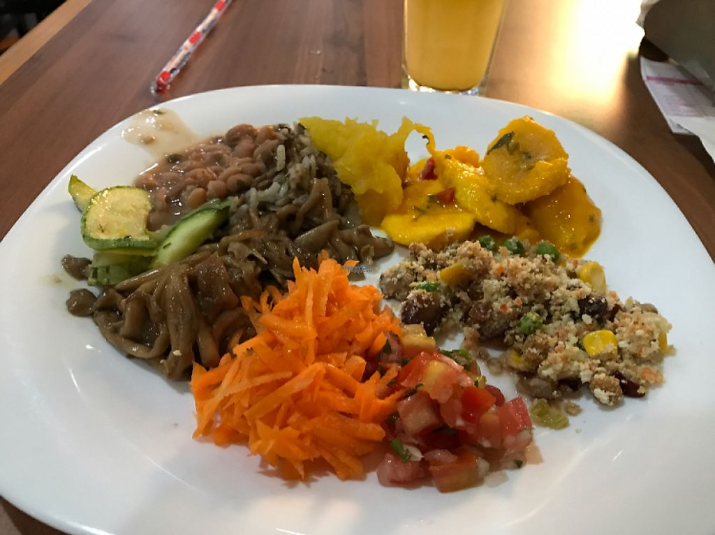 """Photo of Congosto  by <a href=""""/members/profile/Paolla"""">Paolla</a> <br/>Salads and hot dishes <br/> April 10, 2017  - <a href='/contact/abuse/image/90205/246809'>Report</a>"""
