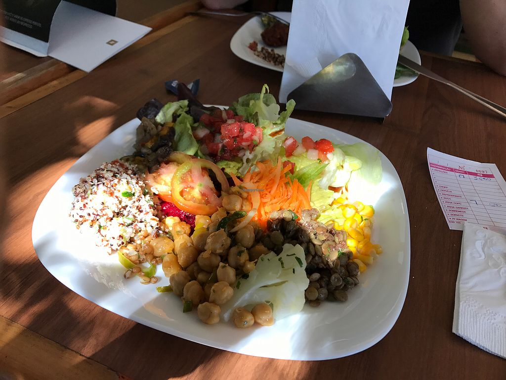 """Photo of Congosto  by <a href=""""/members/profile/Paolla"""">Paolla</a> <br/>Salads options <br/> July 16, 2017  - <a href='/contact/abuse/image/90205/281261'>Report</a>"""