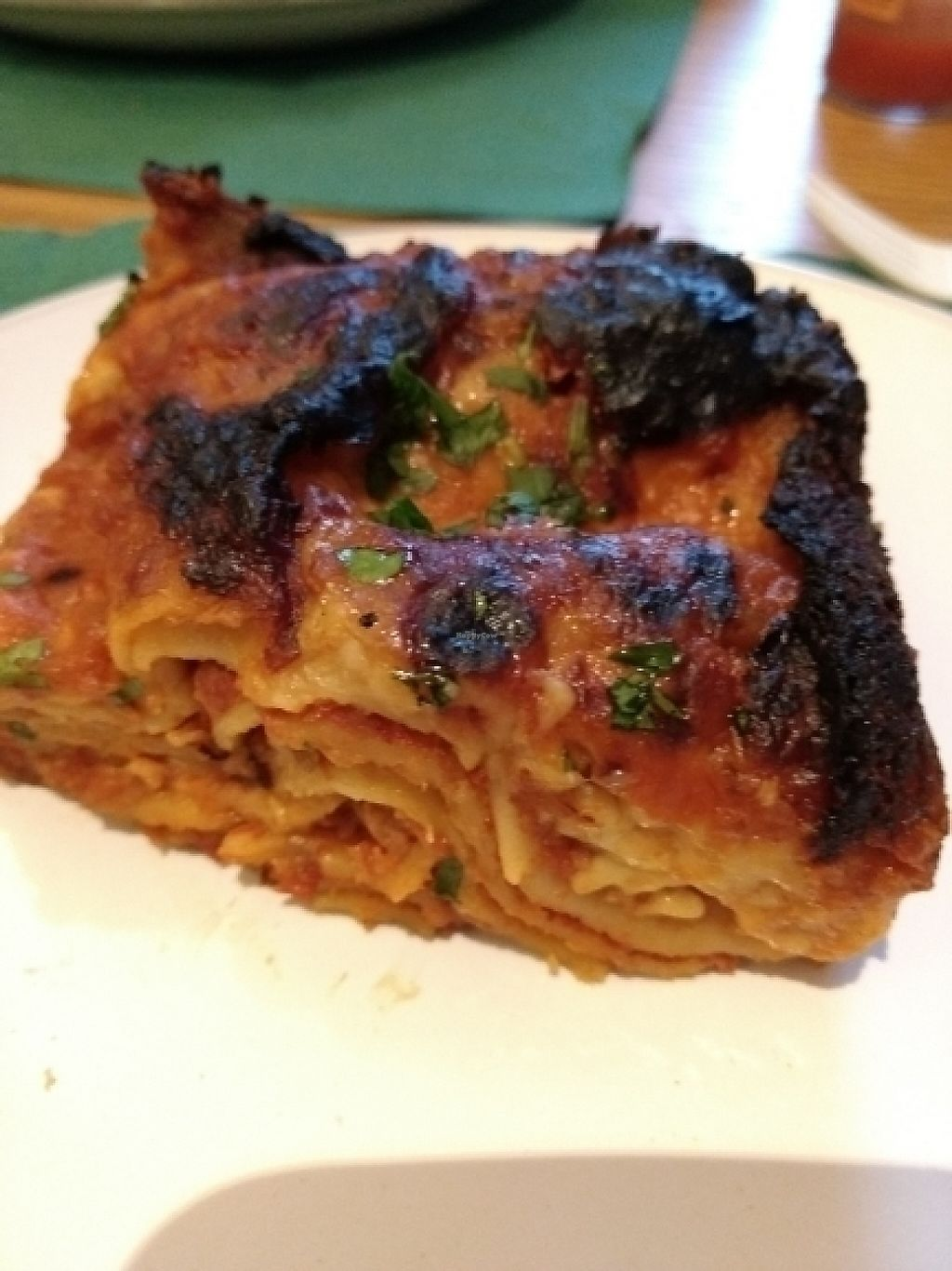 "Photo of CLOSED: NovaPizza Vegetarian Kitchen  by <a href=""/members/profile/craigmc"">craigmc</a> <br/>veggie lasagna <br/> May 28, 2017  - <a href='/contact/abuse/image/90223/263494'>Report</a>"