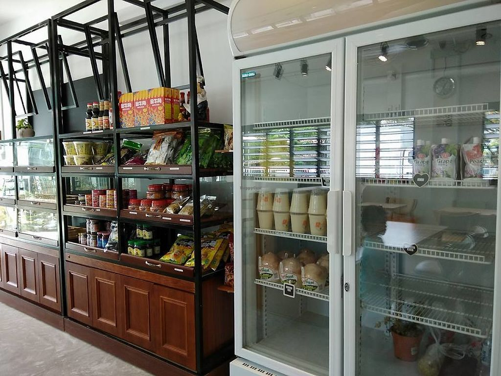 """Photo of Harmony Hut International Food  by <a href=""""/members/profile/JimmySeah"""">JimmySeah</a> <br/>grocery area <br/> May 3, 2017  - <a href='/contact/abuse/image/90230/255221'>Report</a>"""