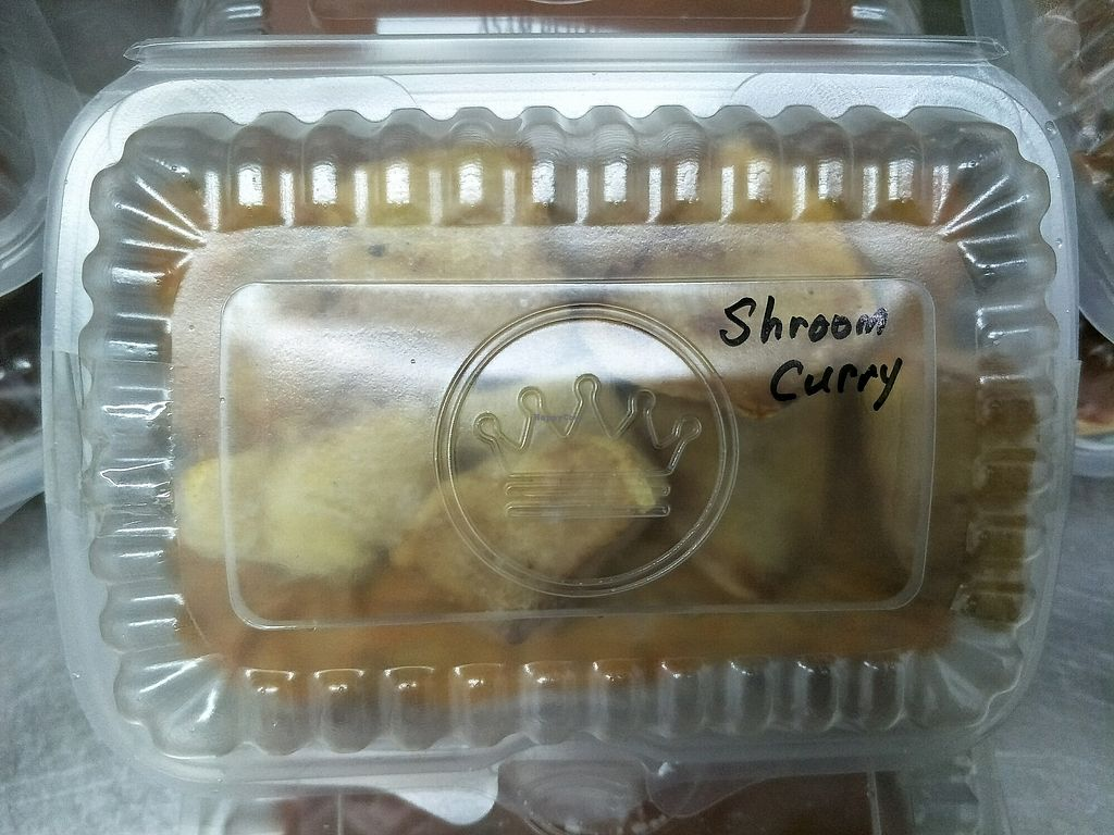 """Photo of Harmony Hut International Food  by <a href=""""/members/profile/MichelleNg"""">MichelleNg</a> <br/>my prepacked shroom curry for my CNY  <br/> February 17, 2018  - <a href='/contact/abuse/image/90230/360204'>Report</a>"""