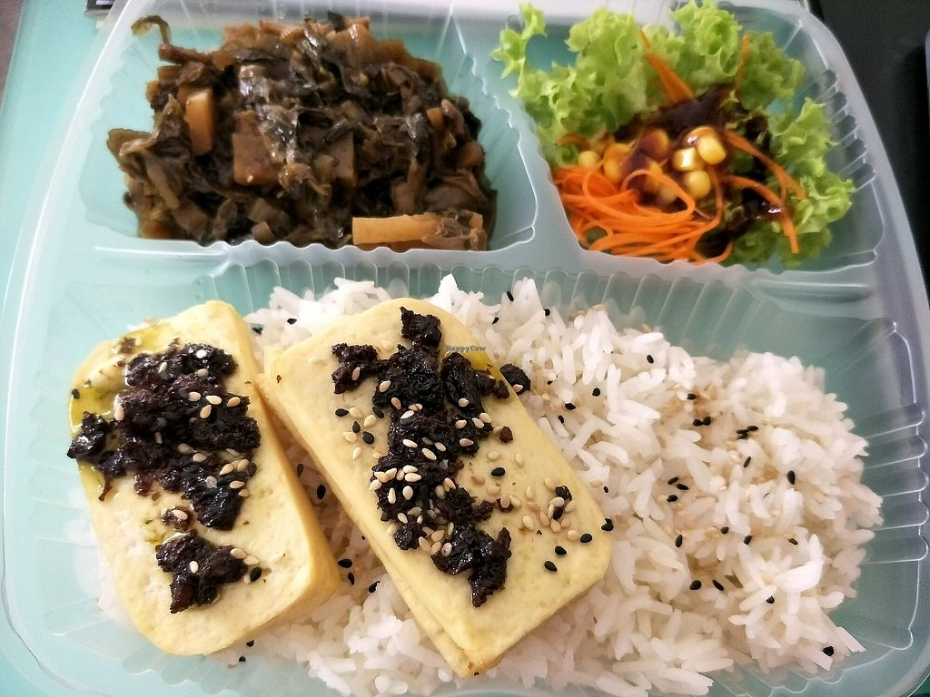 """Photo of Harmony Hut International Food  by <a href=""""/members/profile/MichelleNg"""">MichelleNg</a> <br/>my打包梅菜扣肉饭? <br/> March 5, 2018  - <a href='/contact/abuse/image/90230/367089'>Report</a>"""