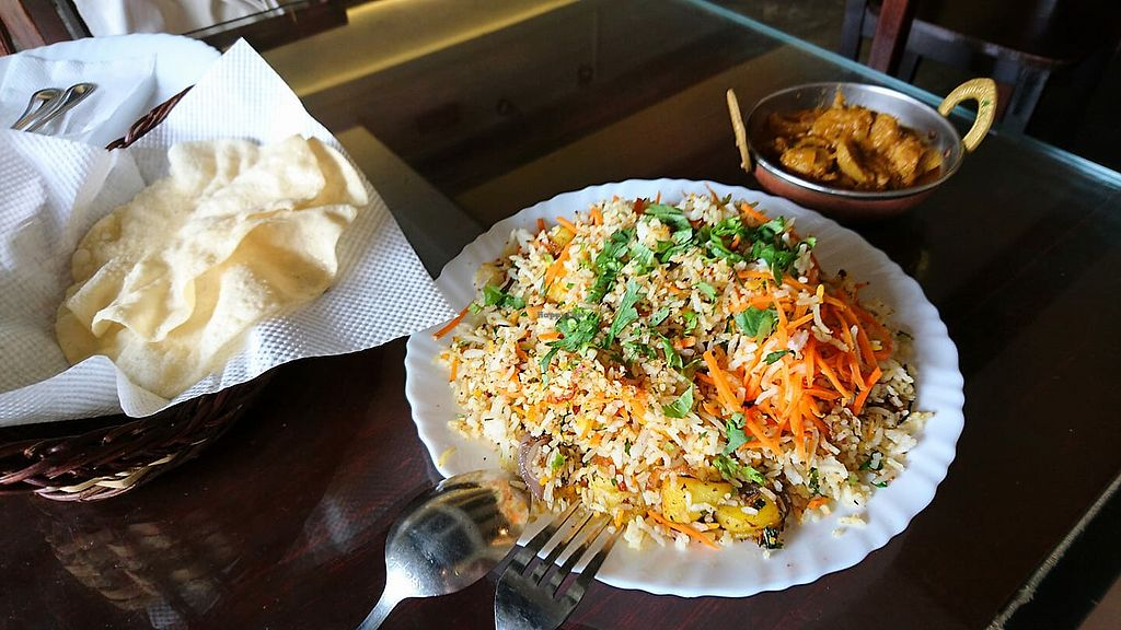 "Photo of Curry Magic  by <a href=""/members/profile/CherylQuincy"">CherylQuincy</a> <br/>Briyani <br/> January 31, 2018  - <a href='/contact/abuse/image/90235/353235'>Report</a>"