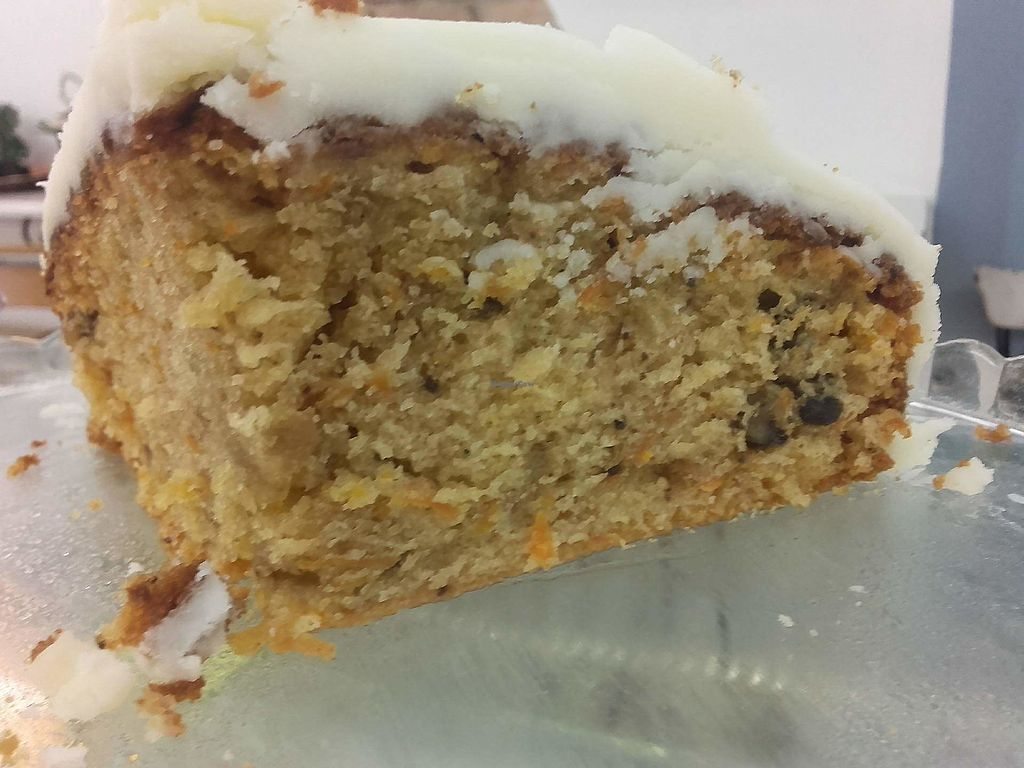 """Photo of Starenio Bakery  by <a href=""""/members/profile/StarenioBakery"""">StarenioBakery</a> <br/>Vegan Christmas Cake (with nuts, orange & sugar frosting) <br/> April 18, 2018  - <a href='/contact/abuse/image/90245/387682'>Report</a>"""