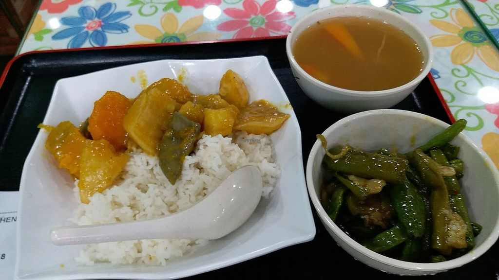 """Photo of Yat Sum Vegetarian  by <a href=""""/members/profile/ouikouik"""">ouikouik</a> <br/>yat sum vegetarian  <br/> August 14, 2017  - <a href='/contact/abuse/image/90252/292666'>Report</a>"""