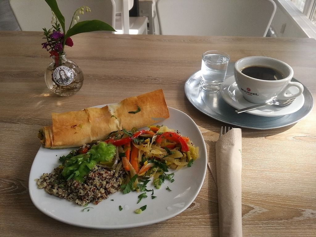 """Photo of Süsse Marie Veganerie  by <a href=""""/members/profile/Ryecatcher"""">Ryecatcher</a> <br/>special of the day <br/> April 16, 2017  - <a href='/contact/abuse/image/90256/249105'>Report</a>"""