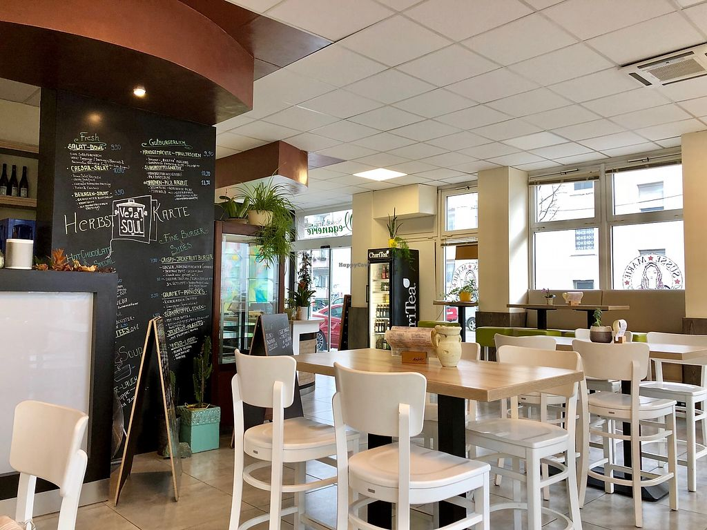 """Photo of Süsse Marie Veganerie  by <a href=""""/members/profile/marky_mark"""">marky_mark</a> <br/>inside <br/> February 1, 2018  - <a href='/contact/abuse/image/90256/353808'>Report</a>"""