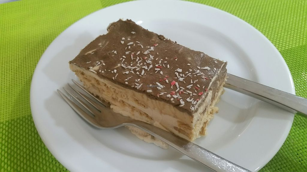 """Photo of Lisbon Vegan Restaurante  by <a href=""""/members/profile/mbbl"""">mbbl</a> <br/>Cookie cake with chocolate <br/> July 15, 2017  - <a href='/contact/abuse/image/90267/280654'>Report</a>"""