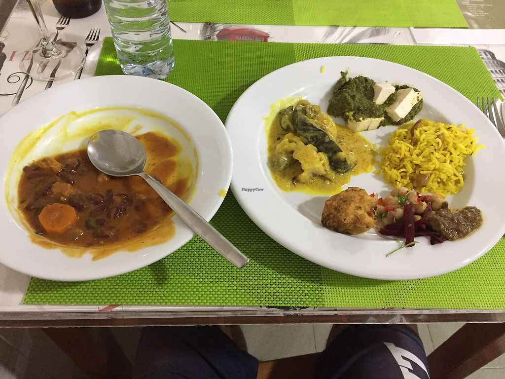 """Photo of Lisbon Vegan Restaurante  by <a href=""""/members/profile/FabioDioguardi"""">FabioDioguardi</a> <br/>a mix of tastes <br/> July 29, 2017  - <a href='/contact/abuse/image/90267/286433'>Report</a>"""