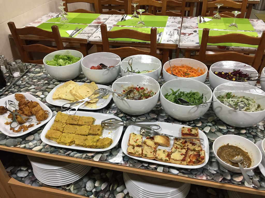 "Photo of Lisbon Vegan Restaurante  by <a href=""/members/profile/FabioDioguardi"">FabioDioguardi</a> <br/>buffet <br/> July 29, 2017  - <a href='/contact/abuse/image/90267/286436'>Report</a>"