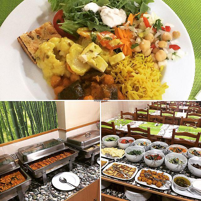 "Photo of Lisbon Vegan Restaurante  by <a href=""/members/profile/BeagleLondon"">BeagleLondon</a> <br/>Vegan heaven!  <br/> August 21, 2017  - <a href='/contact/abuse/image/90267/295370'>Report</a>"