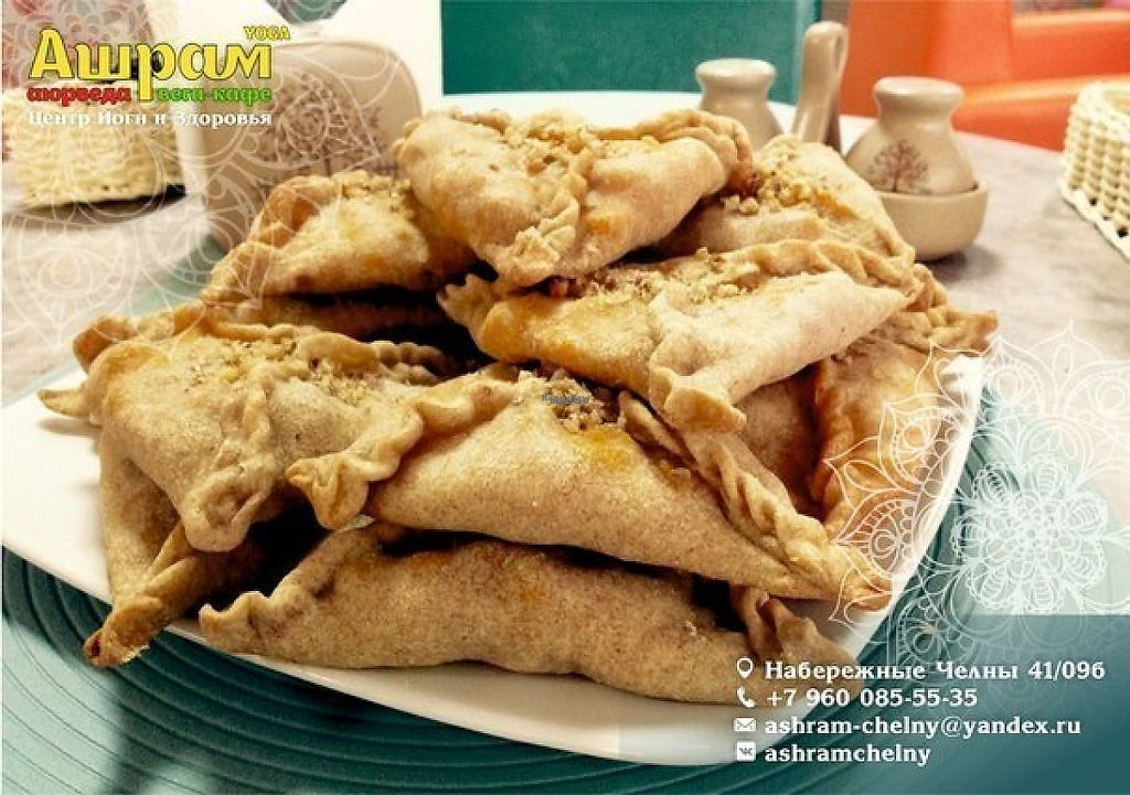 """Photo of Prana  by <a href=""""/members/profile/community5"""">community5</a> <br/>Pumpkin and walnuts pastries <br/> April 14, 2017  - <a href='/contact/abuse/image/90275/248050'>Report</a>"""