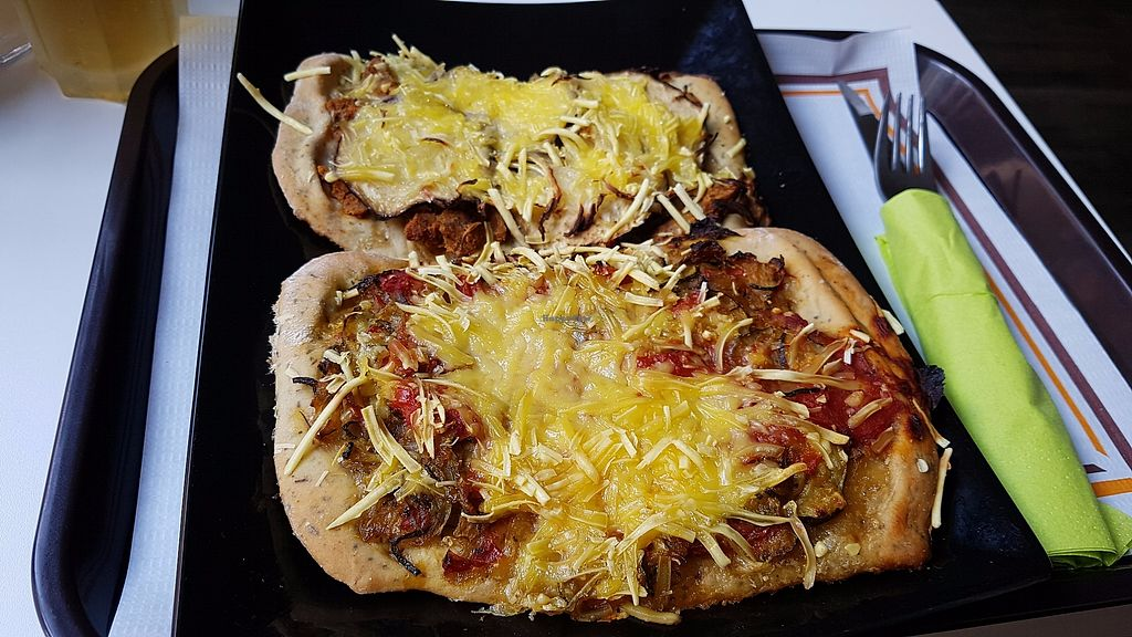 """Photo of Veggie Corner  by <a href=""""/members/profile/JonJon"""">JonJon</a> <br/>Pizzas <br/> October 15, 2017  - <a href='/contact/abuse/image/90289/315571'>Report</a>"""