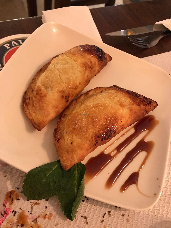 "Photo of Che Boludo Empanadas  by <a href=""/members/profile/karlihearts"">karlihearts</a> <br/>Dessert empanadas  <br/> January 6, 2018  - <a href='/contact/abuse/image/90345/343712'>Report</a>"