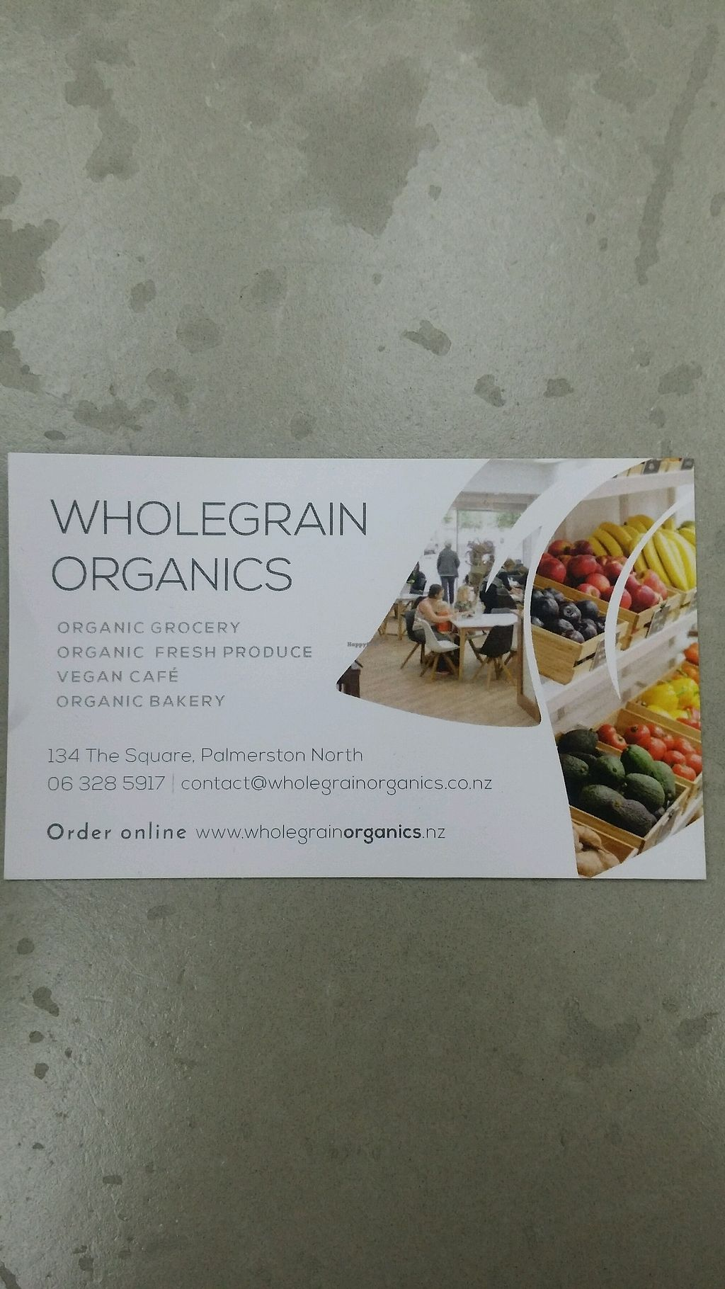 """Photo of Wholegrain Organics  by <a href=""""/members/profile/Loola"""">Loola</a> <br/>contacts <br/> February 18, 2018  - <a href='/contact/abuse/image/90377/361018'>Report</a>"""