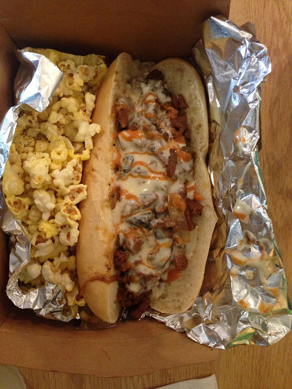 """Photo of The Grub Factory  by <a href=""""/members/profile/HannahNKhan"""">HannahNKhan</a> <br/>cheese steak  <br/> July 2, 2017  - <a href='/contact/abuse/image/90385/275932'>Report</a>"""
