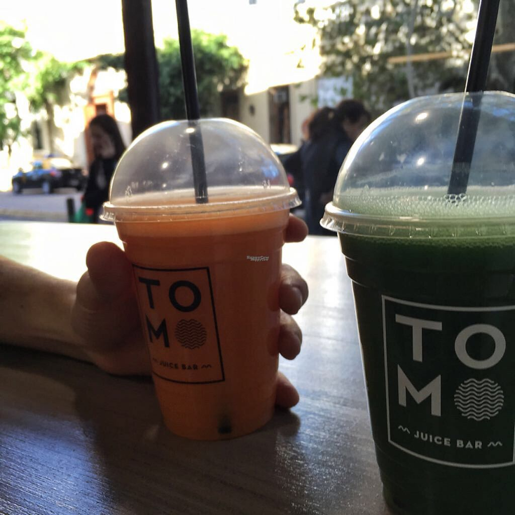 """Photo of TOMO juice bar  by <a href=""""/members/profile/TomoJugos"""">TomoJugos</a> <br/>Ahhh ;) <br/> April 14, 2017  - <a href='/contact/abuse/image/90386/248048'>Report</a>"""