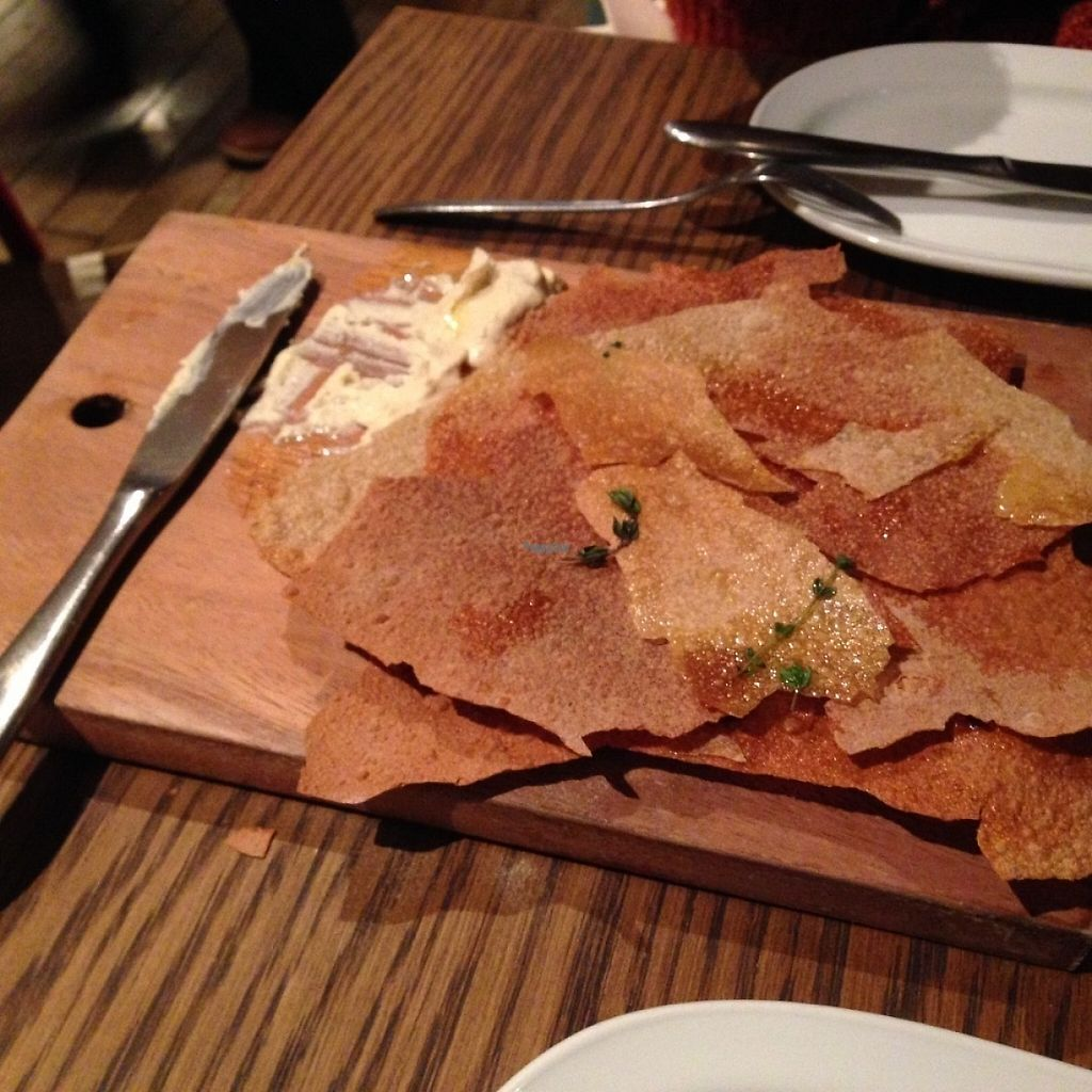 """Photo of No. 4  by <a href=""""/members/profile/Vegj"""">Vegj</a> <br/>Flat bread and dips <br/> April 16, 2017  - <a href='/contact/abuse/image/90444/248840'>Report</a>"""