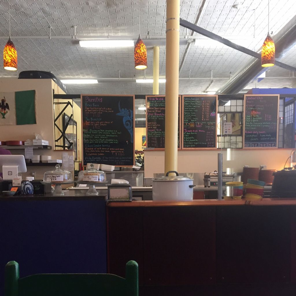 "Photo of Ben's Burritos  by <a href=""/members/profile/Bgeezy"">Bgeezy</a> <br/>menu <br/> April 15, 2017  - <a href='/contact/abuse/image/90454/248473'>Report</a>"
