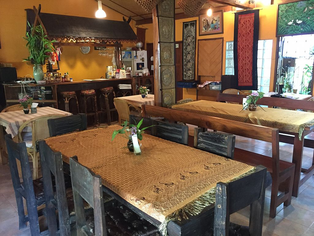 """Photo of Seven Elephants Cafe  by <a href=""""/members/profile/Luminous"""">Luminous</a> <br/>Inside cafe <br/> May 1, 2018  - <a href='/contact/abuse/image/90462/393316'>Report</a>"""